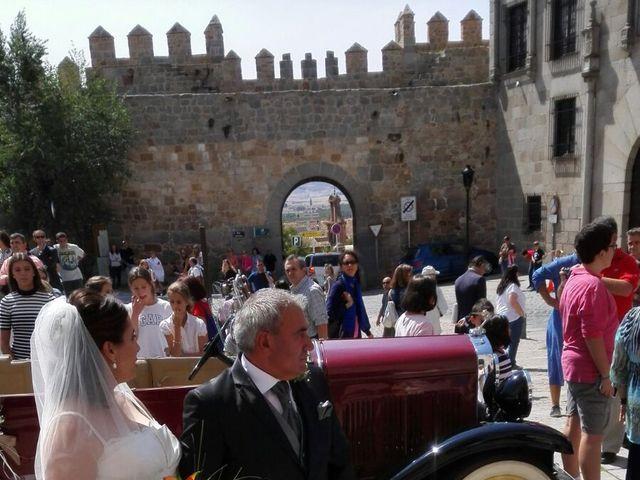 La boda de Pablo Gutierrez y Maria Eugenia en Ávila, Ávila 12