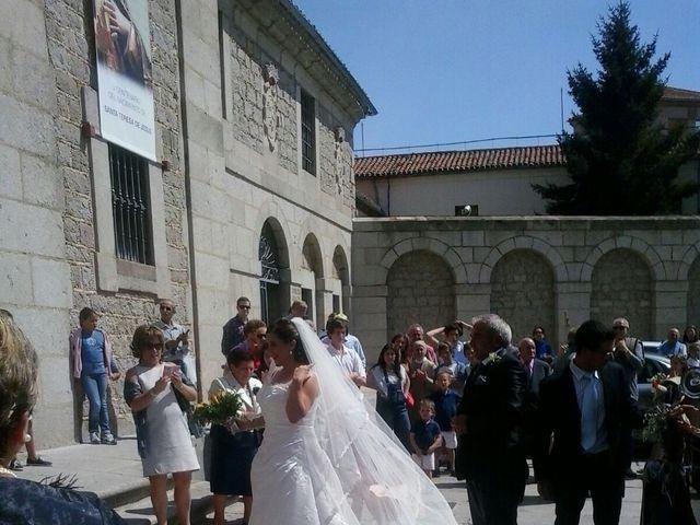 La boda de Pablo Gutierrez y Maria Eugenia en Ávila, Ávila 14
