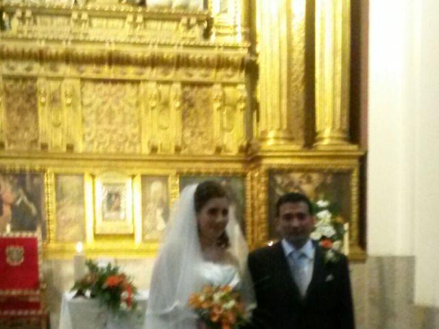 La boda de Pablo Gutierrez y Maria Eugenia en Ávila, Ávila 15