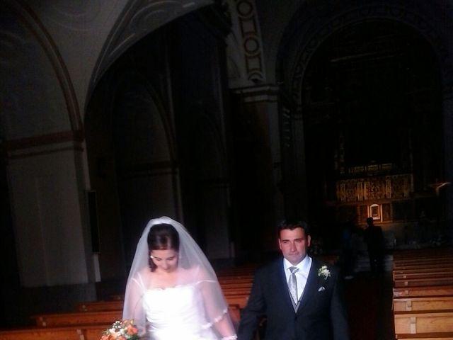 La boda de Pablo Gutierrez y Maria Eugenia en Ávila, Ávila 18