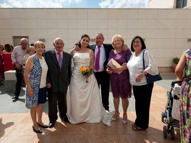 La boda de Pablo Gutierrez y Maria Eugenia en Ávila, Ávila 19
