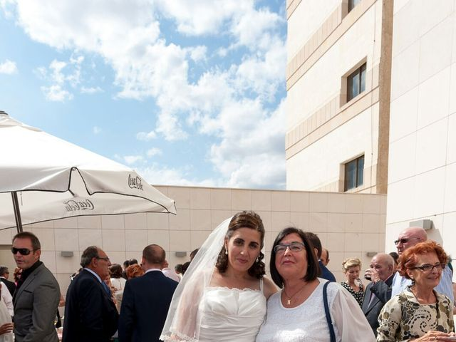 La boda de Pablo Gutierrez y Maria Eugenia en Ávila, Ávila 21