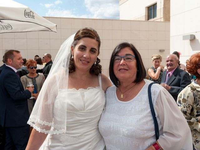 La boda de Pablo Gutierrez y Maria Eugenia en Ávila, Ávila 23