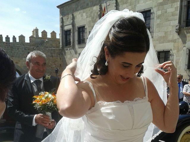La boda de Pablo Gutierrez y Maria Eugenia en Ávila, Ávila 27