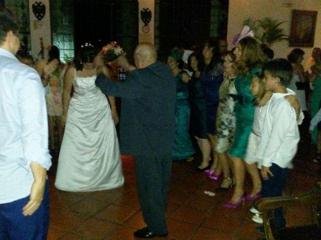 La boda de Pablo Gutierrez y Maria Eugenia en Ávila, Ávila 32