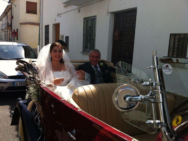 La boda de Pablo Gutierrez y Maria Eugenia en Ávila, Ávila 38
