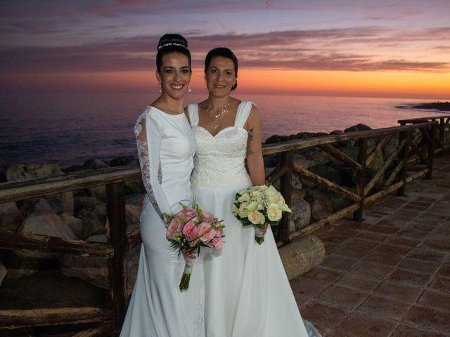 La boda de Macarena y Patricia