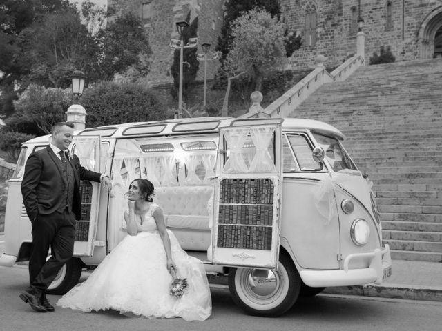 La boda de Sara y Miguel en El Puig, Valencia 2