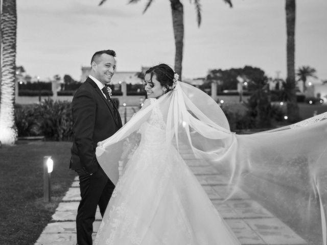 La boda de Sara y Miguel en El Puig, Valencia 3