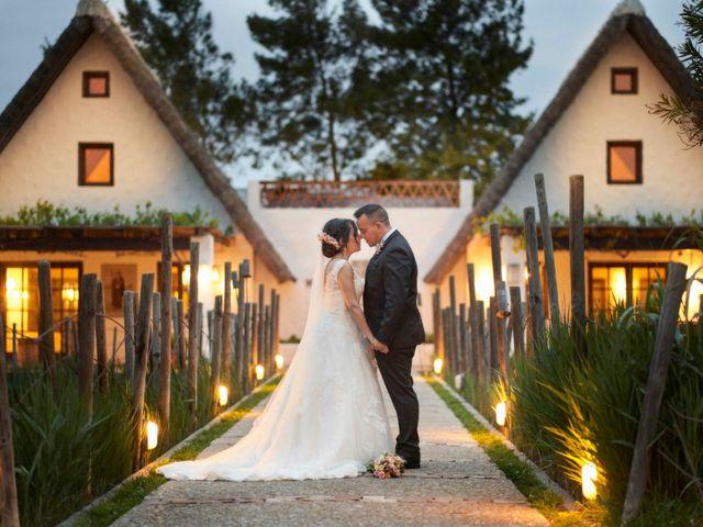 La boda de Miguel y Sara