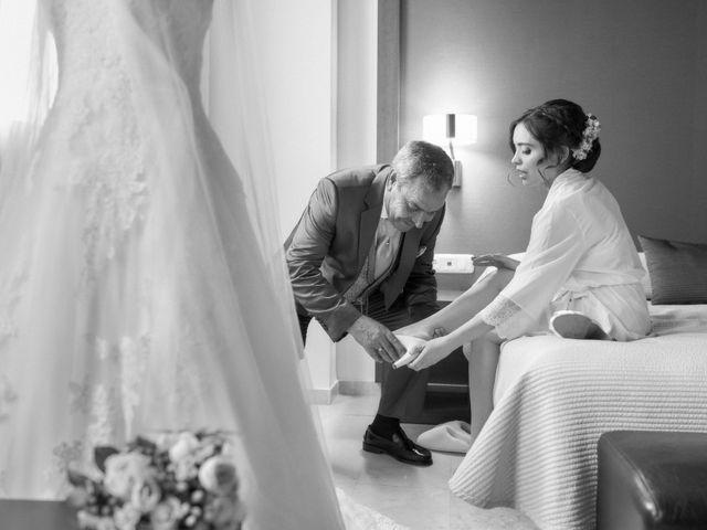 La boda de Sara y Miguel en El Puig, Valencia 4