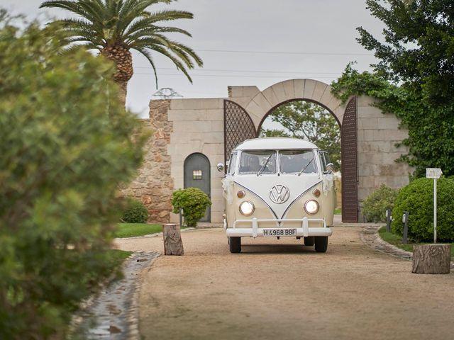 La boda de Sara y Miguel en El Puig, Valencia 10