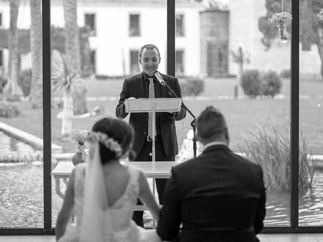 La boda de Sara y Miguel en El Puig, Valencia 12