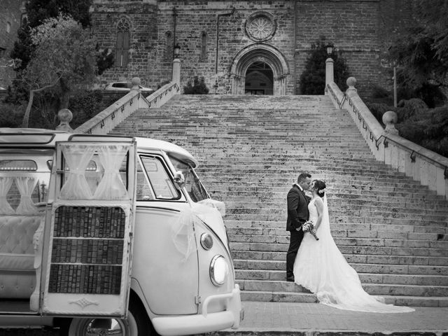 La boda de Sara y Miguel en El Puig, Valencia 16