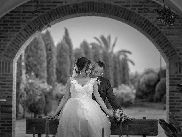 La boda de Sara y Miguel en El Puig, Valencia 17