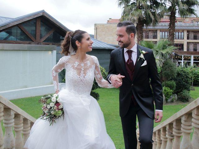 La boda de María y Julio