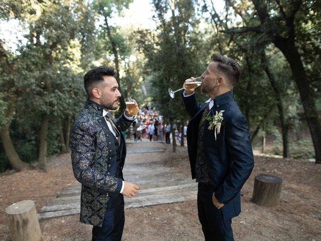 La boda de Jordi y Ángel en Caldes De Montbui, Barcelona 3