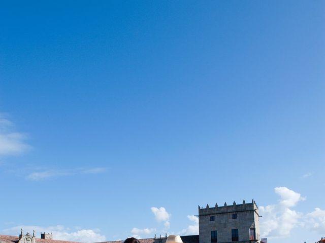 La boda de Guillaume y Cayetana en Cambados, Pontevedra 14