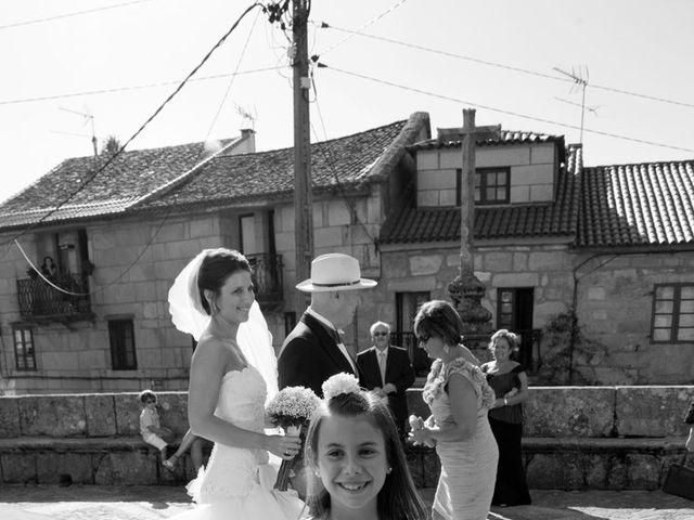 La boda de Guillaume y Cayetana en Cambados, Pontevedra 16