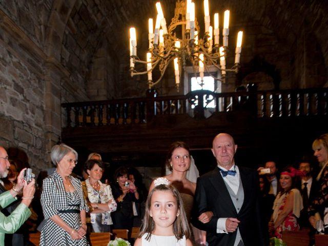 La boda de Guillaume y Cayetana en Cambados, Pontevedra 17