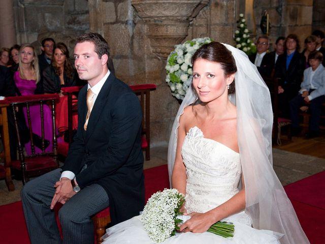 La boda de Guillaume y Cayetana en Cambados, Pontevedra 19