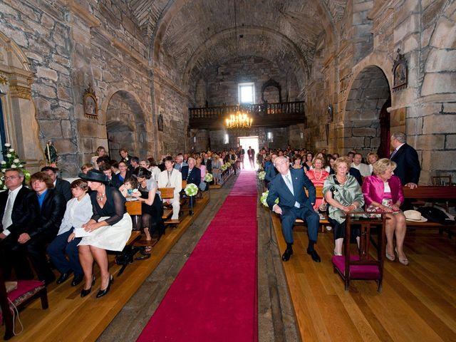 La boda de Guillaume y Cayetana en Cambados, Pontevedra 22