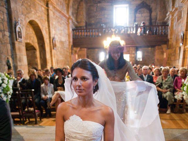 La boda de Guillaume y Cayetana en Cambados, Pontevedra 29