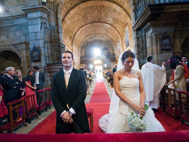 La boda de Guillaume y Cayetana en Cambados, Pontevedra 32