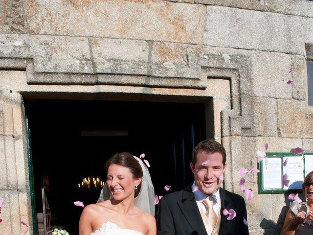 La boda de Guillaume y Cayetana en Cambados, Pontevedra 40