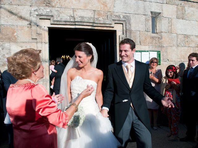 La boda de Guillaume y Cayetana en Cambados, Pontevedra 41