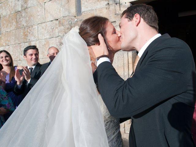 La boda de Guillaume y Cayetana en Cambados, Pontevedra 42