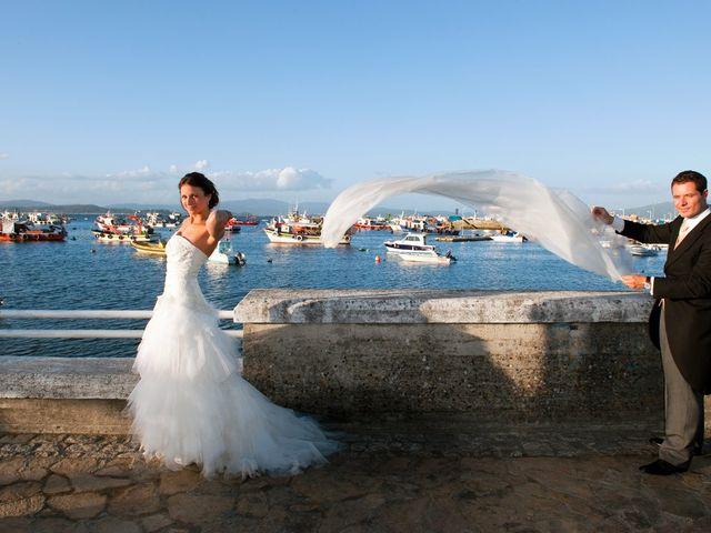 La boda de Guillaume y Cayetana en Cambados, Pontevedra 1