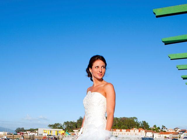 La boda de Guillaume y Cayetana en Cambados, Pontevedra 54