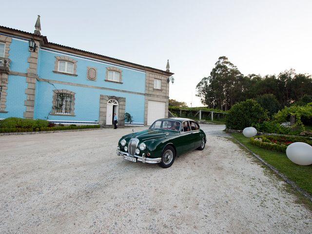 La boda de Guillaume y Cayetana en Cambados, Pontevedra 61