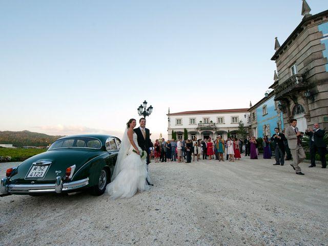La boda de Guillaume y Cayetana en Cambados, Pontevedra 63