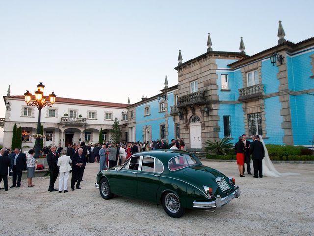 La boda de Guillaume y Cayetana en Cambados, Pontevedra 68