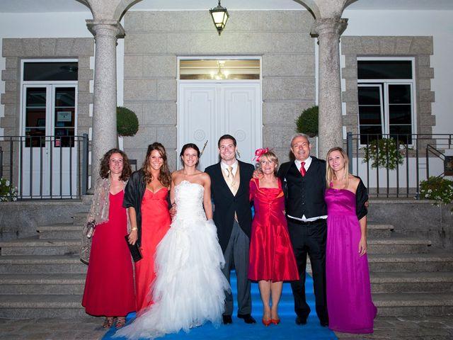 La boda de Guillaume y Cayetana en Cambados, Pontevedra 72