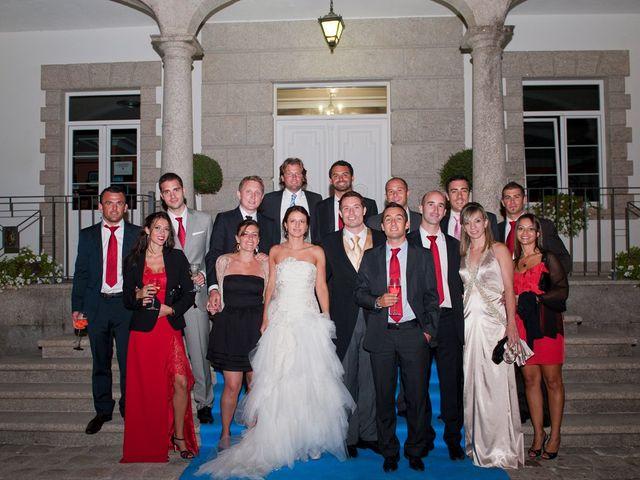 La boda de Guillaume y Cayetana en Cambados, Pontevedra 73
