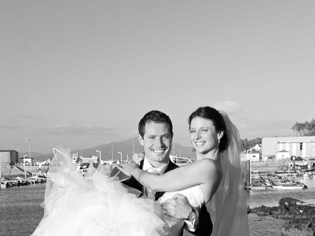 La boda de Guillaume y Cayetana en Cambados, Pontevedra 2