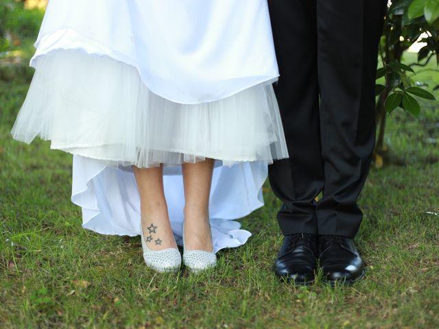 La boda de Víctor  y Andrea  en O Porriño, Pontevedra 5