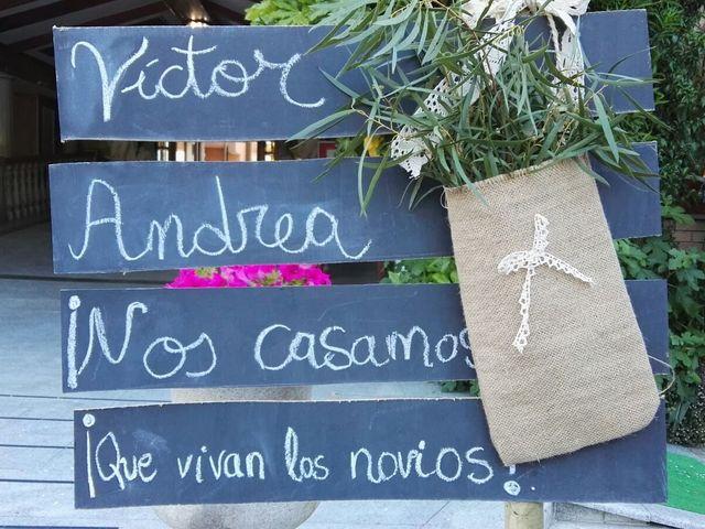La boda de Víctor  y Andrea  en O Porriño, Pontevedra 14