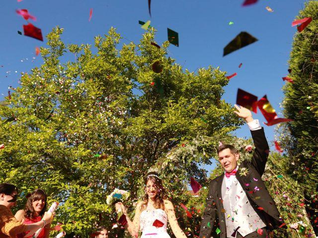 La boda de Víctor  y Andrea  en O Porriño, Pontevedra 16
