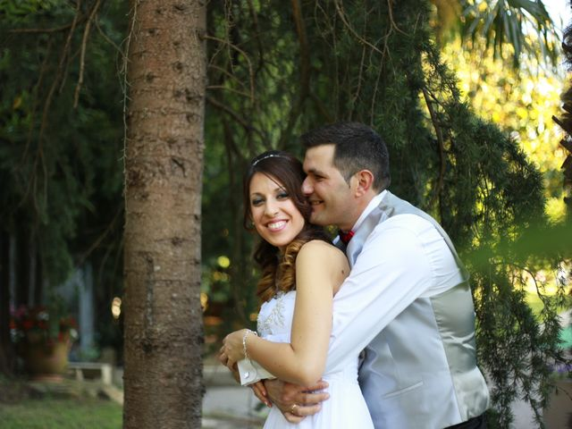 La boda de Víctor  y Andrea  en O Porriño, Pontevedra 19