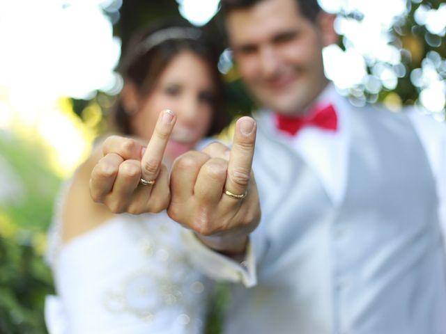 La boda de Víctor  y Andrea  en O Porriño, Pontevedra 20