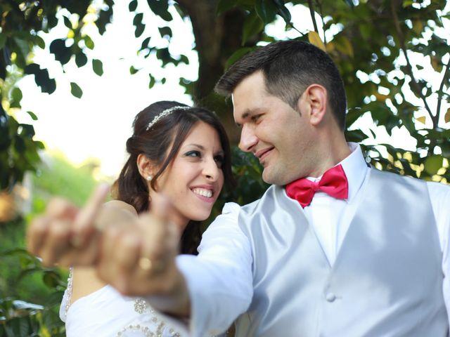 La boda de Víctor  y Andrea  en O Porriño, Pontevedra 21