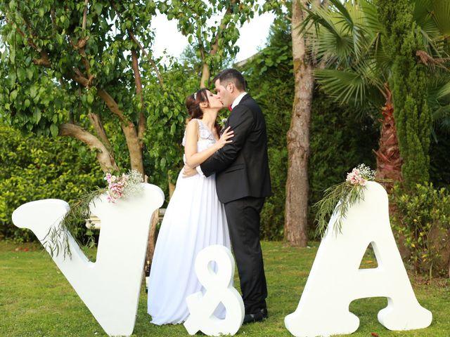 La boda de Víctor  y Andrea  en O Porriño, Pontevedra 24