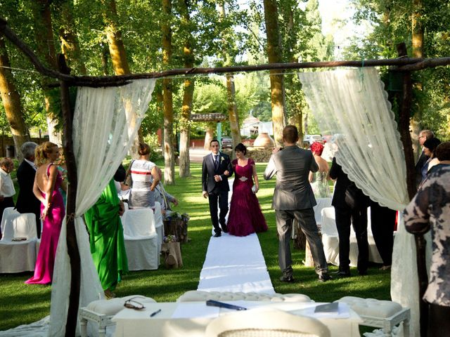 La boda de Héctor y Silvia en Saelices, Cuenca 3