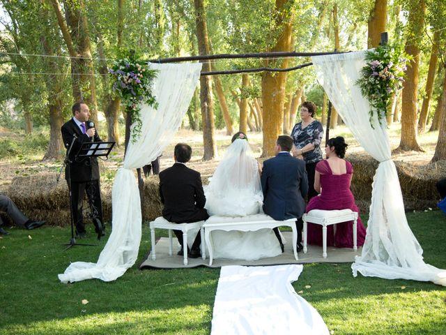 La boda de Héctor y Silvia en Saelices, Cuenca 4