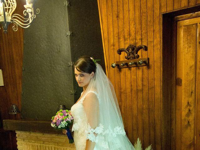 La boda de Héctor y Silvia en Saelices, Cuenca 8