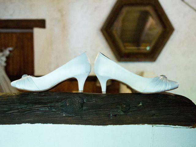 La boda de Héctor y Silvia en Saelices, Cuenca 12